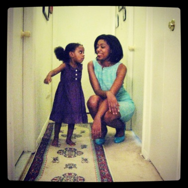 BBM founder Stacia L. Brown and her beautiful daughter
