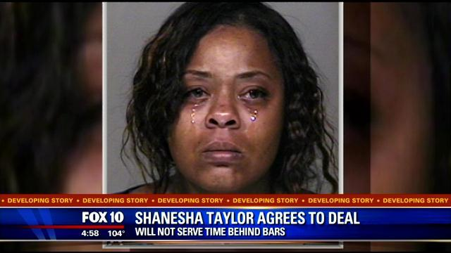 Shanesha Taylor/Source: Fox 10